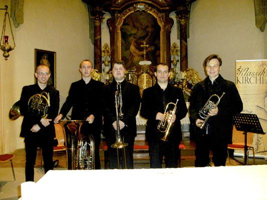 Blech & Holz.Ton Brassensemble Brasserank