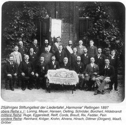 Liedertafel 1897