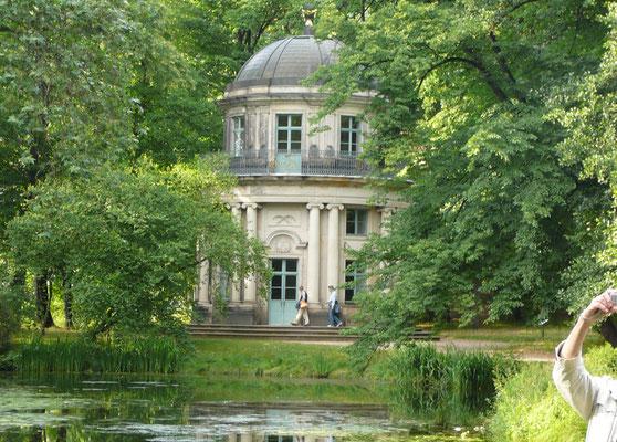 Pillnitz, Englischer Pavillon