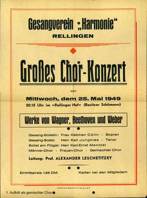Konzert 1949