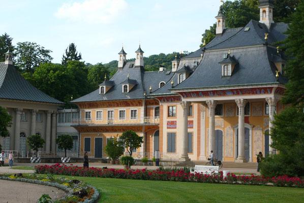 Pillnitz, Bergpalais