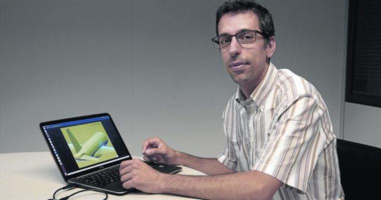 Jordi Pons Prats, enginyer