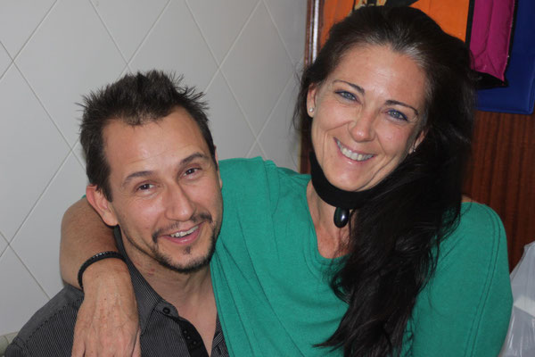 Josep Mª y Lali