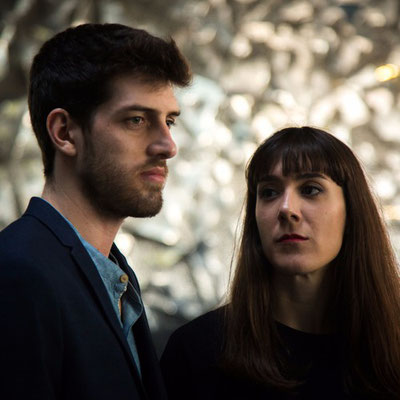Adriana i Marc, músicos