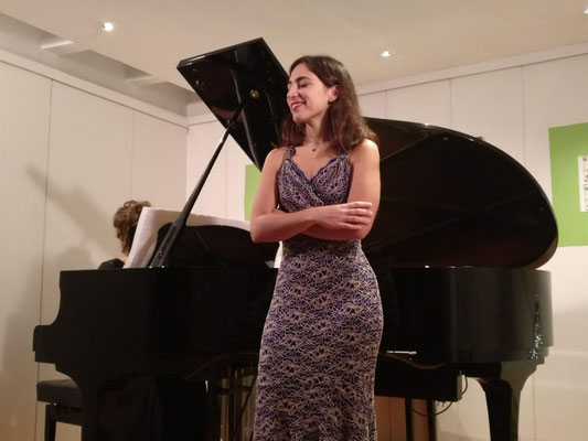 Mercedes Gancedo, soprano