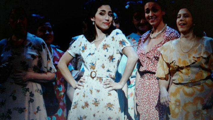 Mercedes Gancedo, Gianetta en el Liceu