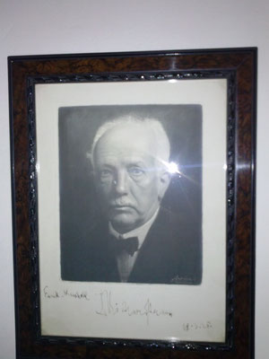 Richard Strauss, Academia Marshall