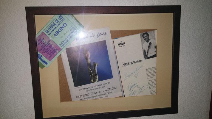 George Benson, Festival de Jazz de Vitoria