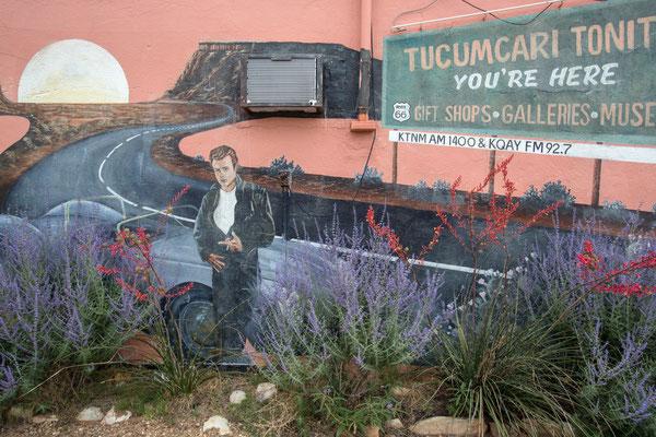 Blue Swallow Court in Tucumcari, New Mexico