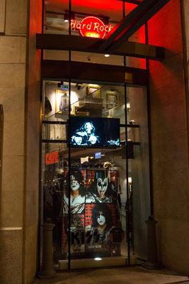 Hard Rock Café, Budapest