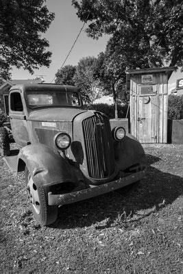 Sinclair Gas Station, Ash Grove Missouri