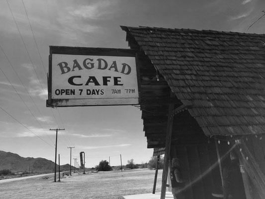 """Bagdad Café (Movie """"Out of Rosenheim""""), Newberry Springs California"""