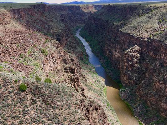 George Bridge, El Prado, New Mexico