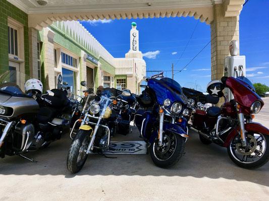 U-Drop Inn, Shamrock Texas