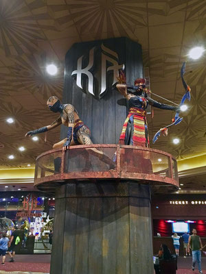 Cirque du Soleil (Ka), MGM Hotel Las Vegas