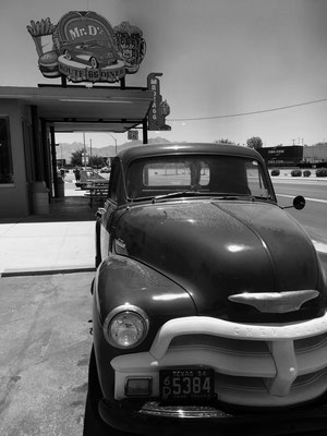 Mr D'z Route 66 Diner, Kingman, Arizona