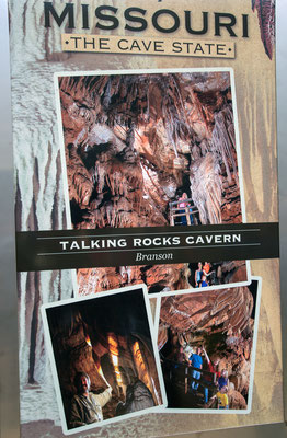 Fantastic Cavern, Springfield Missouri