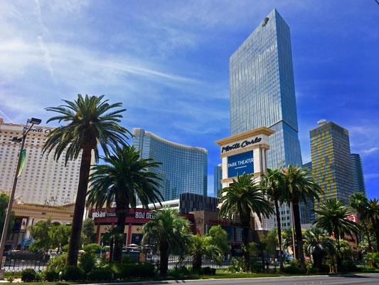 Monte Carlo Hotel Las Vegas