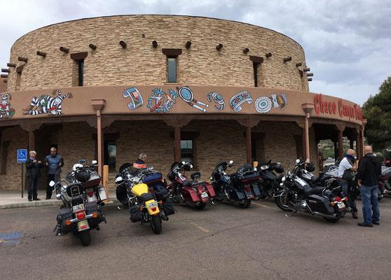 Chaco Canyon trading Post, Arizona