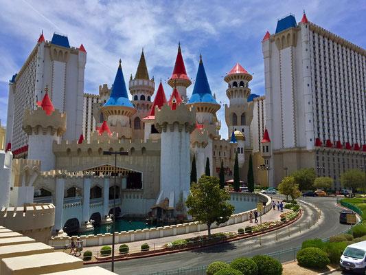 Excalibur Hotel, Las Vegas