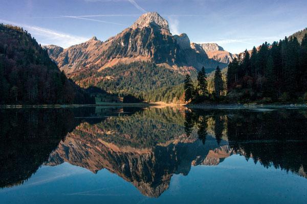 Obersee, Näfels GL, Schweiz