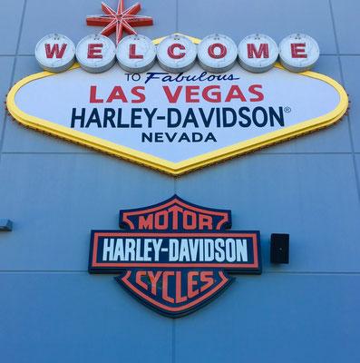 Harley Davidson Dealer, Las Vegas