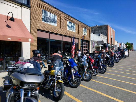 Vintage Iron Motorcycle Museum, St.Miami Oklahoma