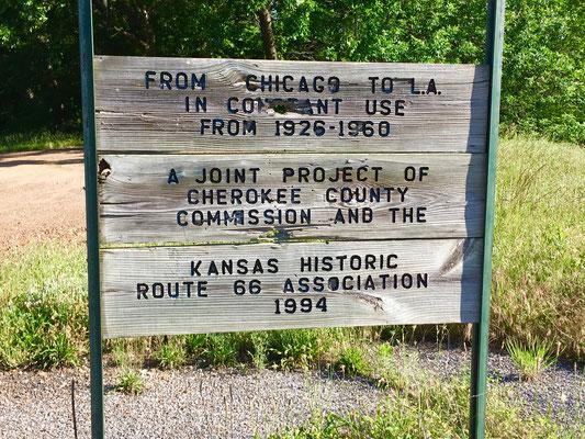State Kansas, only 12 Miles