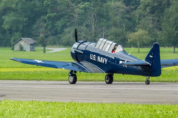 North American T-6
