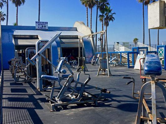 Muscle Beach, Venice Beach Los Angeles