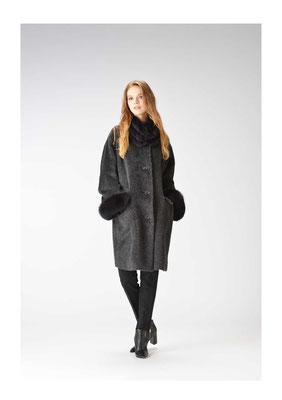 Suelee alpaka coat