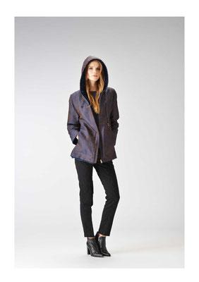 Weasel reversible jacket