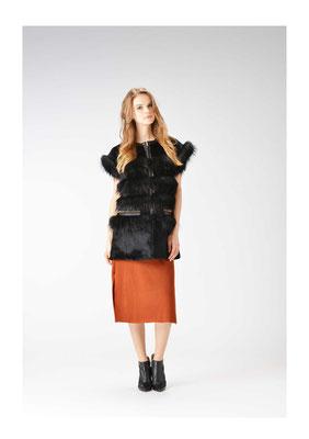 Rabbit vest