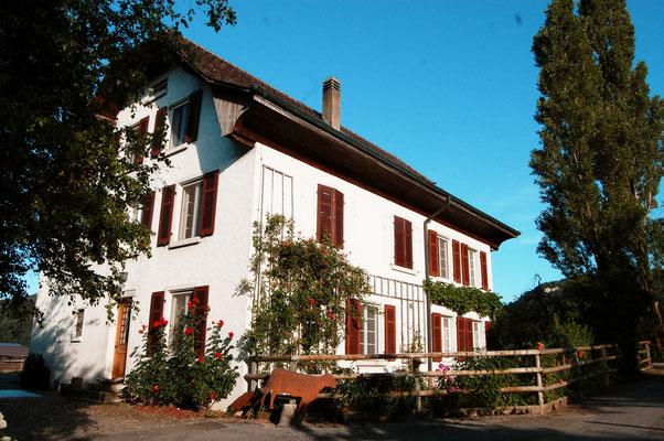 Bauernhaus auf dem Hof Ebnet