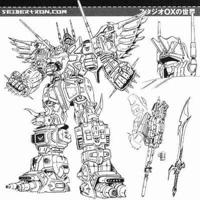 Predaking transformers coloring pages ~ issue.303「巨•細•無遺」REFORMATTED Feral Rex - TKTF