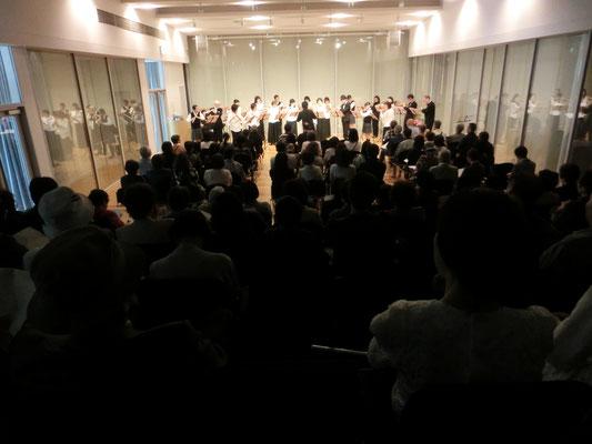 レザンフルートアンサンブル甲府5周年記念コンサート