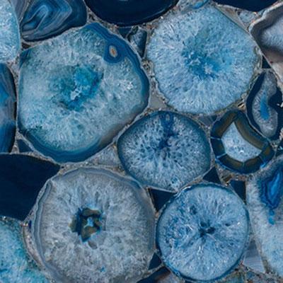 Mėlyno agato plokštė