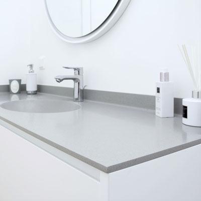 Akrilinio akmens vonios praustuvo stalviršis / gamintojas - Gforma