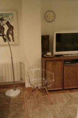 Silla y reloj adquiridos en POTSDAM en casa de unos clientes