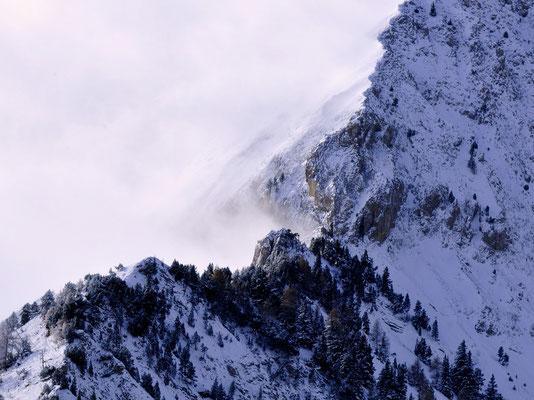 Paysage de Montagne en Automne