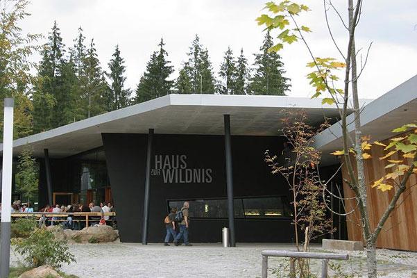 Nationalpark Bayerischer Wald (Foto Alice Alteneder): Haus zur Wildnis