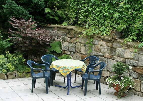 Haus Hildegard: Sitzgruppe