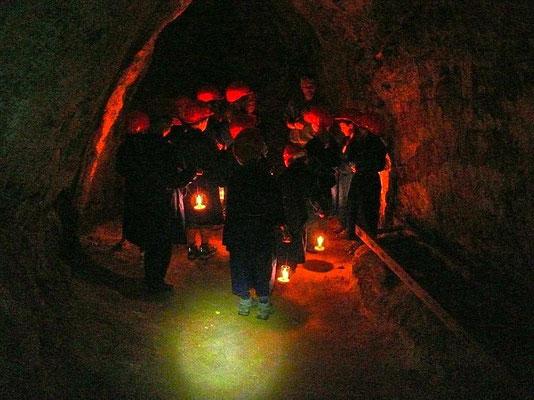 Die Unterirdischen Gänge in Zwiesel