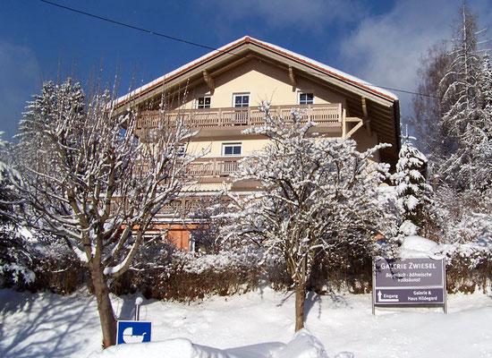 Haus Hildegard*** im Winter
