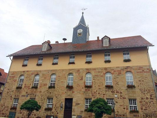 Rathaus Spangenberg