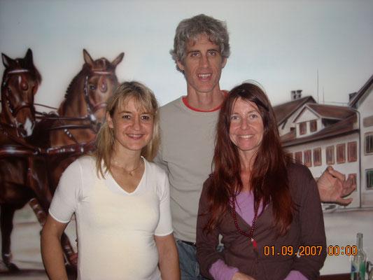 Candle Yoga Flow mit Claudia Eva Reinig 2007