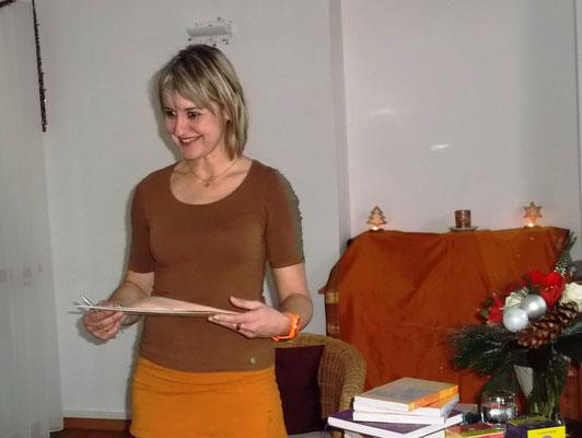 Buchvernissage Gertrud Hirschi 2013