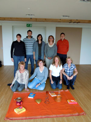 Yoga Retreat in Flims 2011
