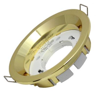 FT3225 Gold PVC GX53