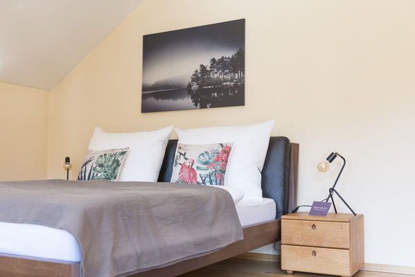 Schlafzimmer Villa Anna Bad Goisern